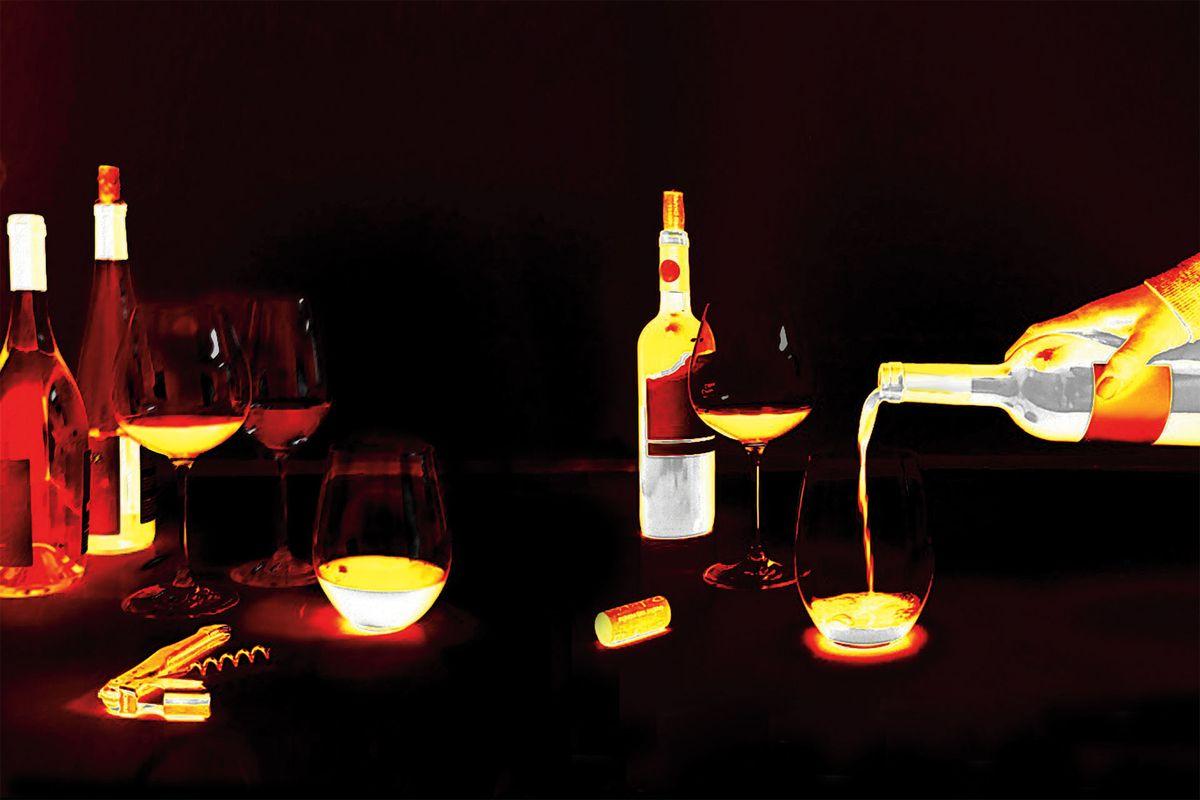 Ein Leitfaden für kühlbaren Rotwein